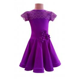 Рейтинговое платье (бейсик) Модель 546